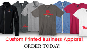 Custom Printed Business Apparel
